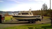 2009 24' Seasport Explorer-  $89, 000