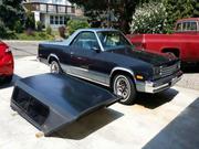 1986 chevrolet Chevrolet El Camino Conquista