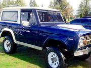 1969 FORD Ford Bronco Lifted SUV