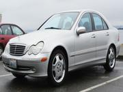 Mercedes-benz 2003 Mercedes-Benz C-Class Kompressor Sport 4-Door