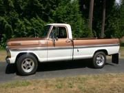 Ford F-250 Ford F-250 XLT - Camper Special