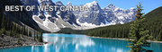 Book Now 8 Days Best of West Canada Tour Package at Just Dollar 1645