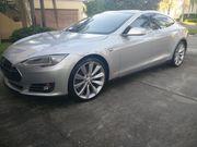 2012 Tesla Model S P85 Signature