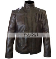 Harrison Ford Jacket Star Wars 7