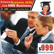 Higher National Diploma in Business