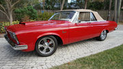 1963 Plymouth Fury 3900 miles