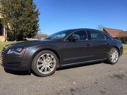 2012 Audi A8L 35680 miles
