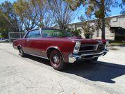 1965 Pontiac GTO 63567 miles