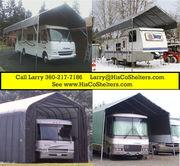 Build a Portable Carport Shelter for less!