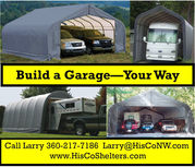 Build Your Portable Garage your Way!