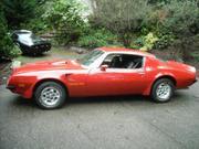 1974 Pontiac V8 Pontiac: Trans Am TRANS AM