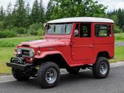 1966 Toyota Toyota: Land Cruiser Base