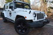 2015 Jeep Wrangler 4WD UNLIMITED ALTITUDE