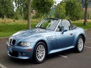 Bmw 2002 BMW: Z3 2.5i
