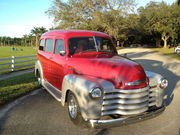 1950 Chevrolet Suburban Chevy Suburban