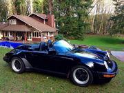 1989 Porsche 911Speedster Convertible 2-Door