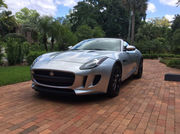 2014 Jaguar F-TypeBase Convertible 2-Door