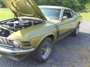 1970 Ford Mustang1970 BOSS 302
