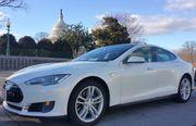 2013 Tesla Model S 91600 miles