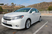2010 Lexus HS Preffered and Technology Packages