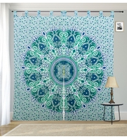 Tapestry Curtains - Bohemian and Hippie Tapestry Curtains Online