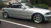 BEAUTIFUL BMW 330 ci 2001 CONVERTIBLE  low miless
