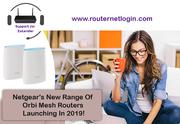 Netgear's New Range Of Orbi Mesh Routers Launching In 2019!
