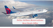 Delta Airlines Flights at Best Price- Delta Airlines Reservations