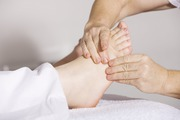 Treat Foot Pain with Custom Orthotics.